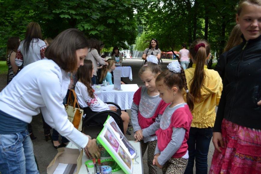 В Днепродзержинске отмечают День защиты детей, фото-12