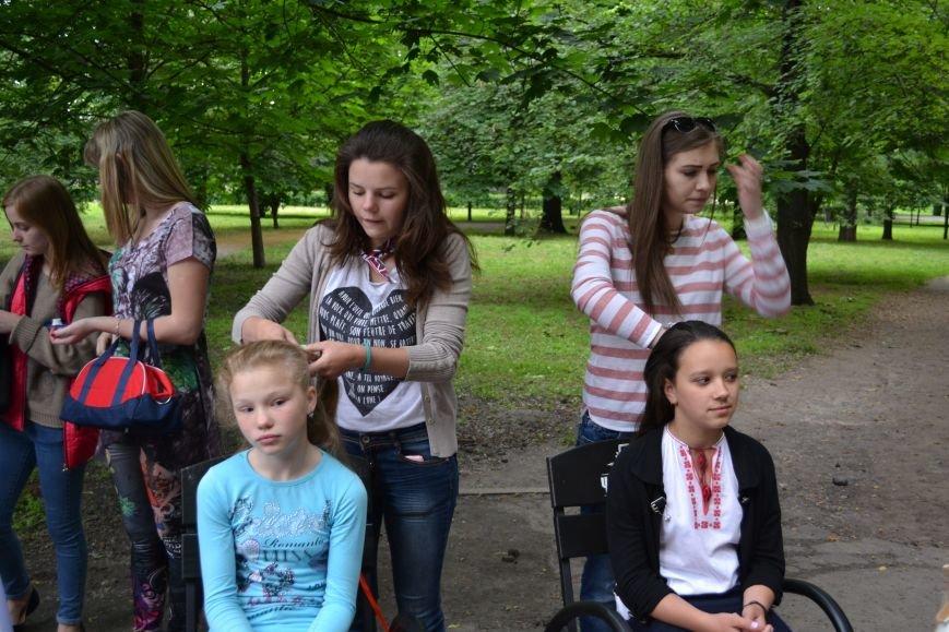 В Днепродзержинске отмечают День защиты детей, фото-7