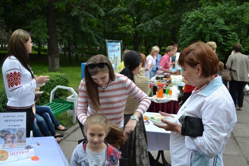 В Днепродзержинске отмечают День защиты детей, фото-43