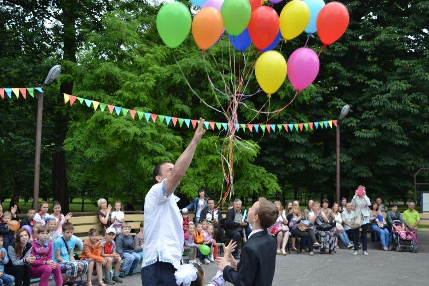 В Днепродзержинске отмечают День защиты детей, фото-5