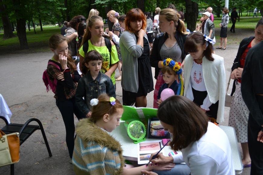 В Днепродзержинске отмечают День защиты детей, фото-21