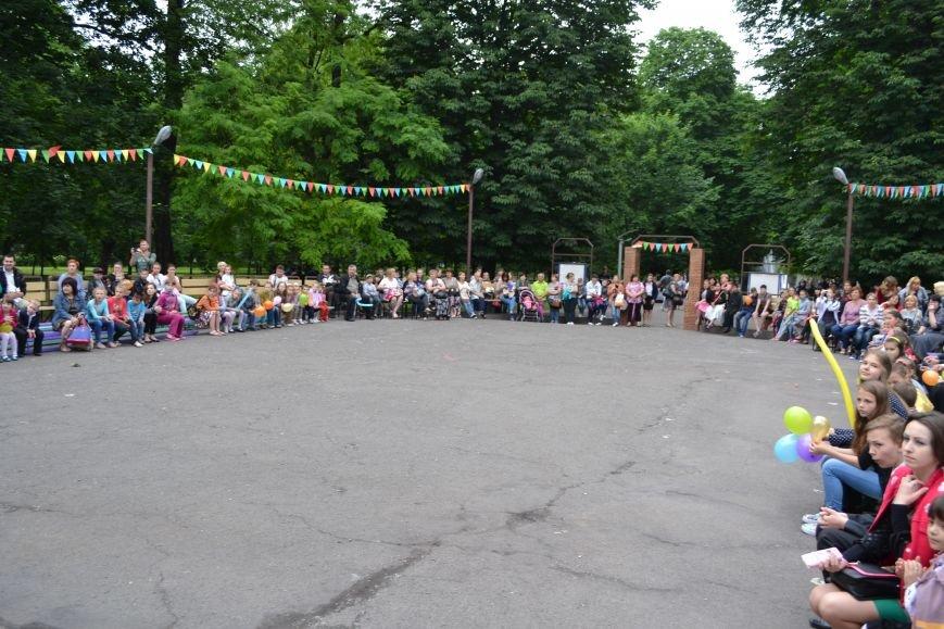 В Днепродзержинске отмечают День защиты детей, фото-29