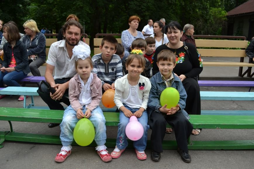 В Днепродзержинске отмечают День защиты детей, фото-25