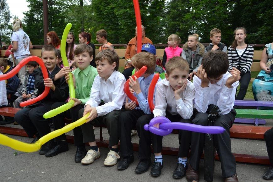 В Днепродзержинске отмечают День защиты детей, фото-24