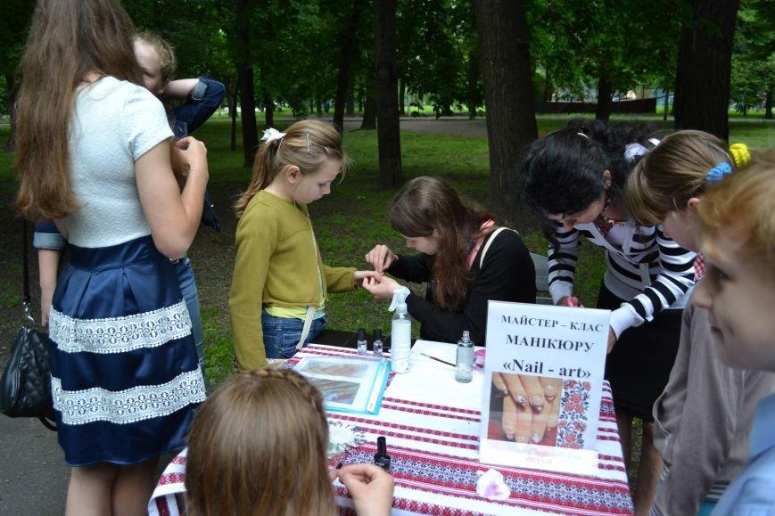 В Днепродзержинске отмечают День защиты детей, фото-9