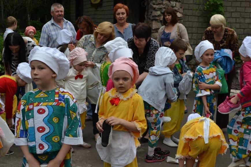 В Днепродзержинске отмечают День защиты детей, фото-22
