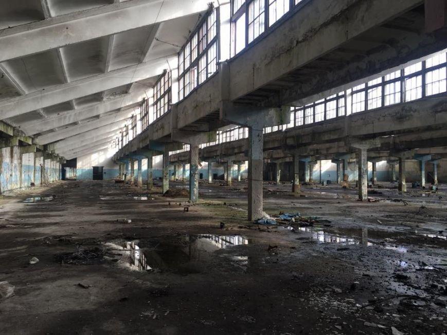 ХБК - кладбище промышленности в Херсоне (фото), фото-1
