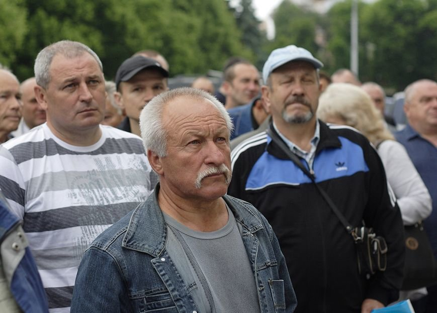Біля Полтавської ОДА відбулося одразу два пікета, фото-4