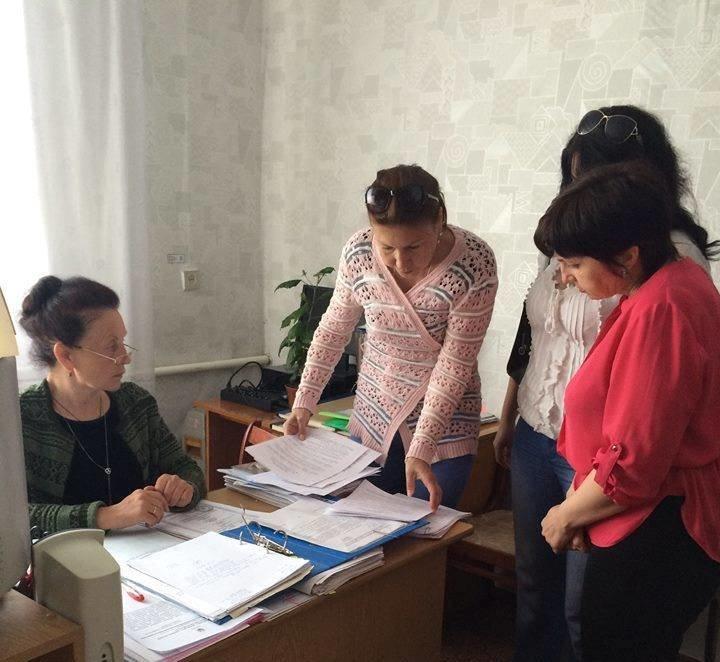 В Херсонской области прошел правовой «рейд» (фото), фото-2