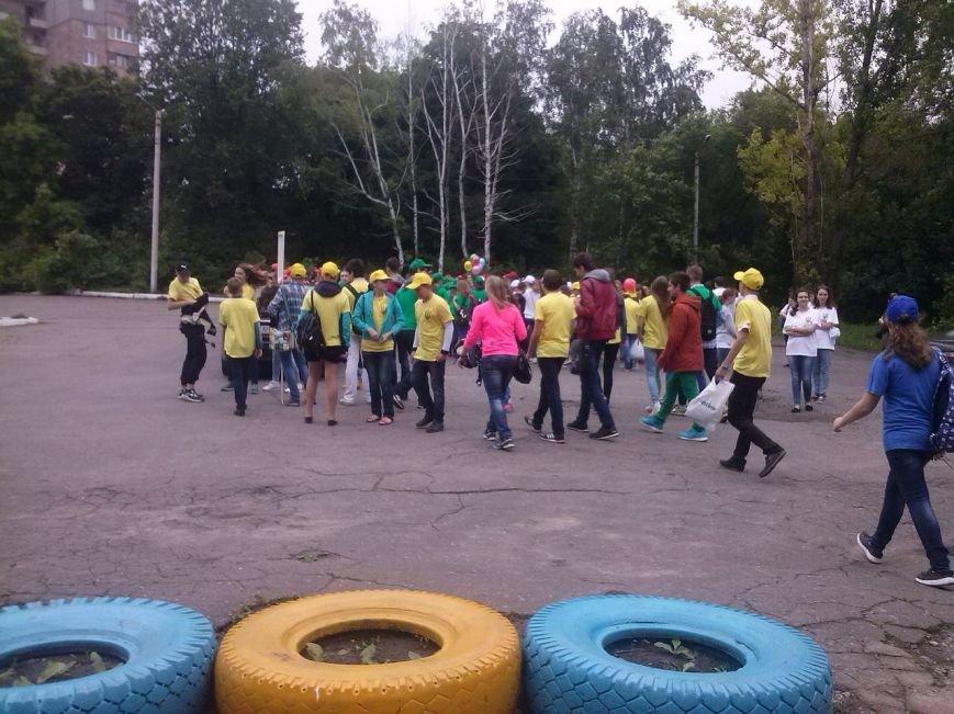 В Краматорске состоялось открытие профильных пришкольных лагерей, фото-1