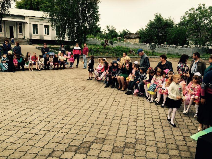 Праздник детства в Добропольском районе, фото-1
