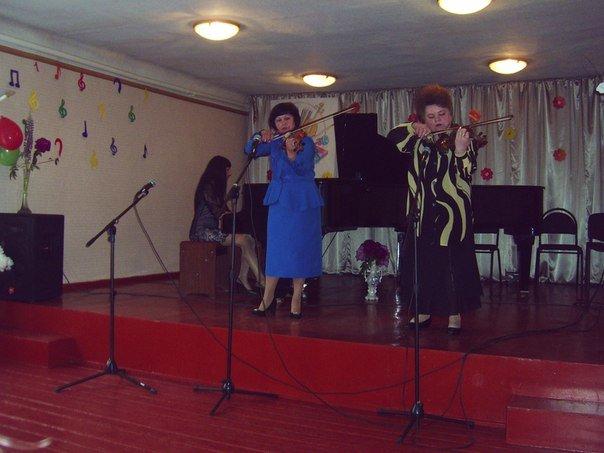 В Юнокоммунаровской школе искусств состоялся Отчетный концерт, фото-1