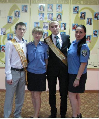 Выпускные в Доброполье прошли без нарушений (ФОТО), фото-1