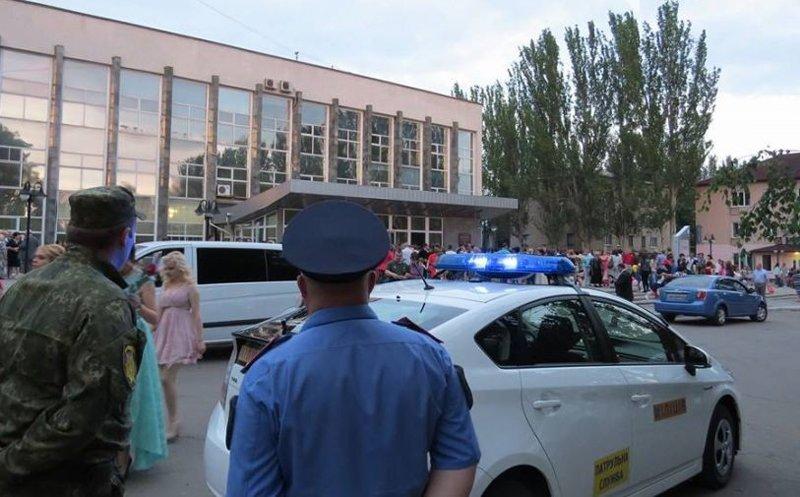 Выпускные в Доброполье прошли без нарушений (ФОТО), фото-2