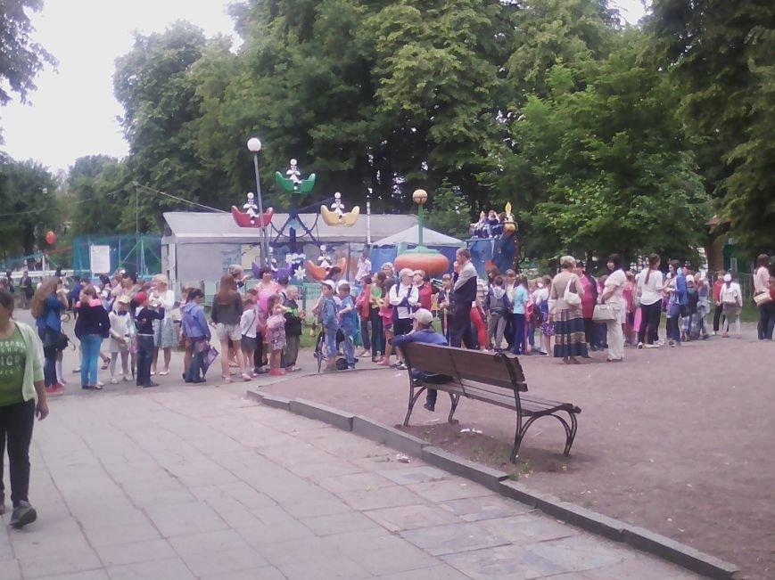 Новоград-волинці святкують Міжнародний день захисту дітей (ФОТО, ВІДЕО), фото-4