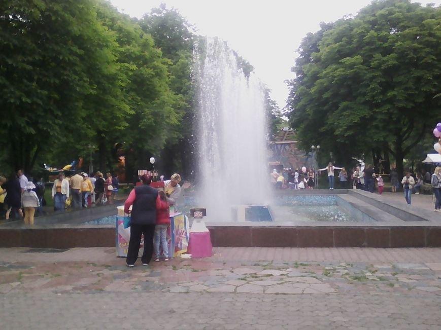 Новоград-волинці святкують Міжнародний день захисту дітей (ФОТО, ВІДЕО), фото-2