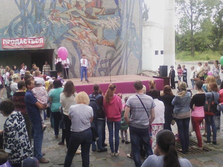Новоград-волинці святкують Міжнародний день захисту дітей (ФОТО, ВІДЕО), фото-3