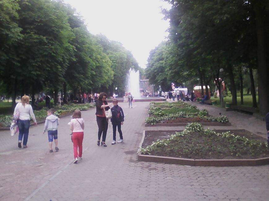 Новоград-волинці святкують Міжнародний день захисту дітей (ФОТО, ВІДЕО), фото-1