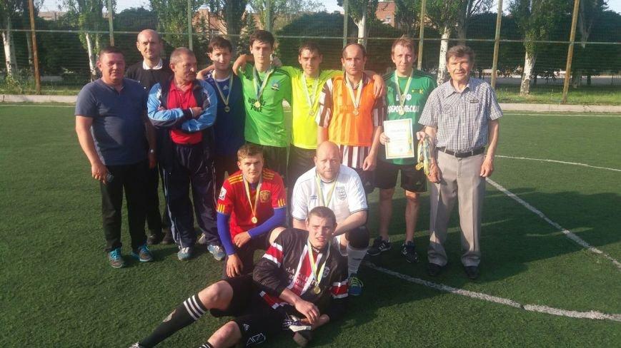 Команда из Доброполья - чемпион по мини-футболу, фото-3