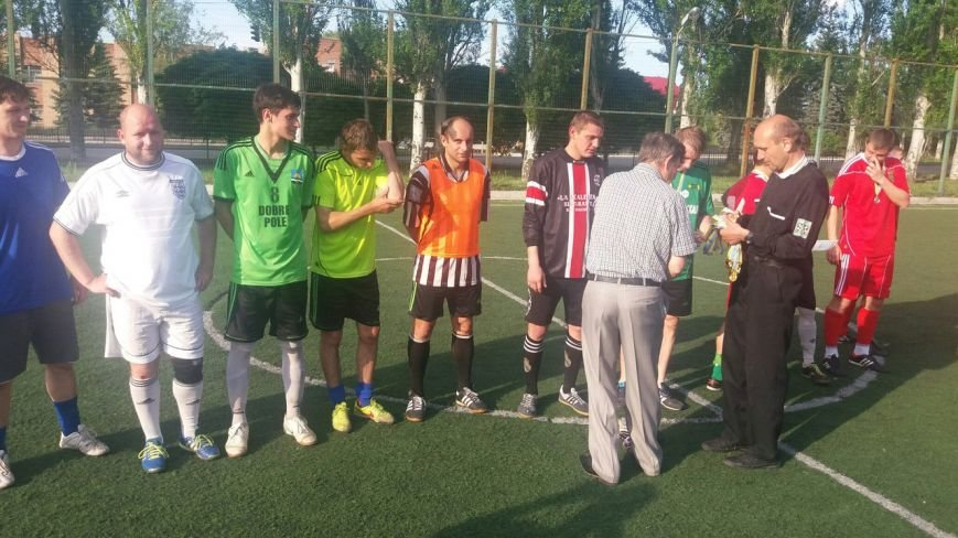 Команда из Доброполья - чемпион по мини-футболу, фото-2