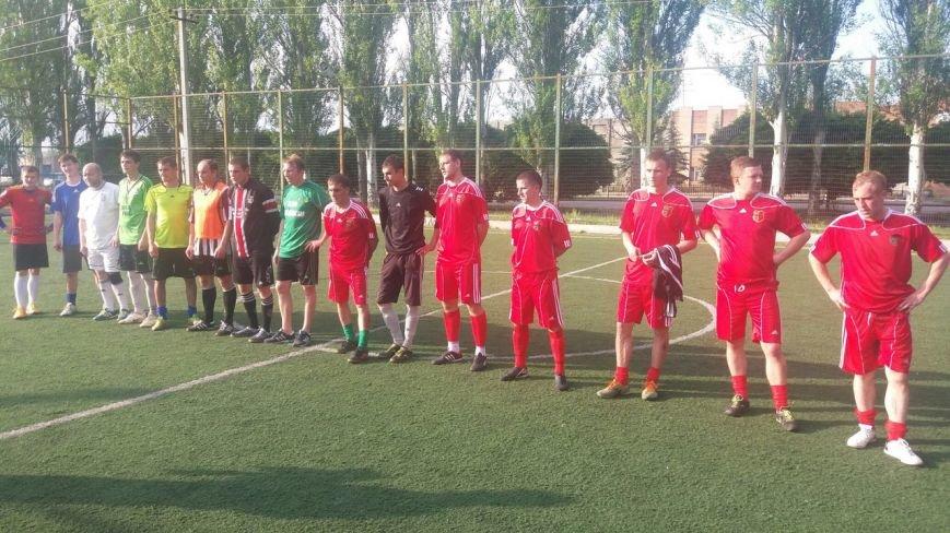 Команда из Доброполья - чемпион по мини-футболу, фото-4