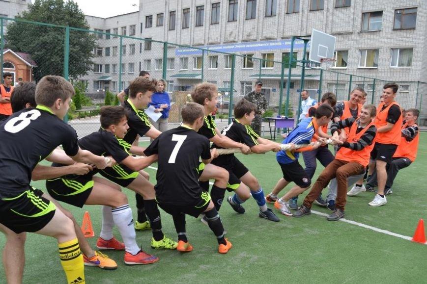 Международный день защиты детей отметили в Кременчугской воспитательной колонии (ФОТО), фото-7