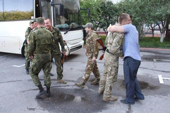 Рота спецназначения «Чернигов» вернулась домой из Мариуполя, фото-2