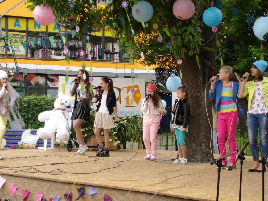 Фото: дитяче свято у парку Шевченка, фото-14