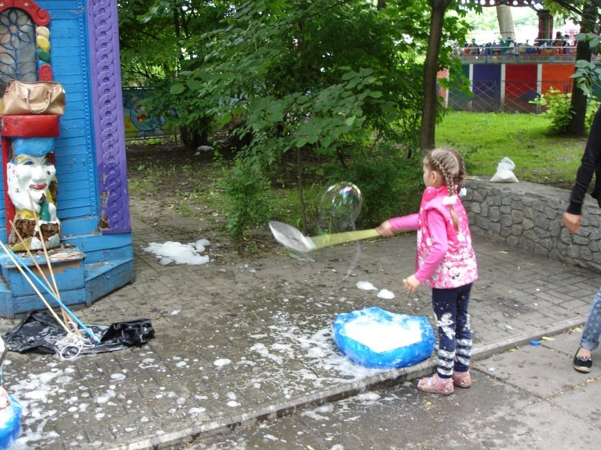 Фото: дитяче свято у парку Шевченка, фото-5