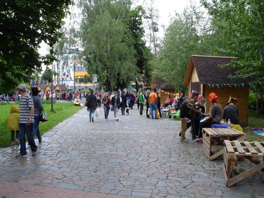 Фото: дитяче свято у парку Шевченка, фото-11