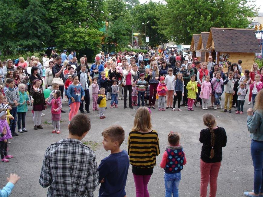Фото: дитяче свято у парку Шевченка, фото-1