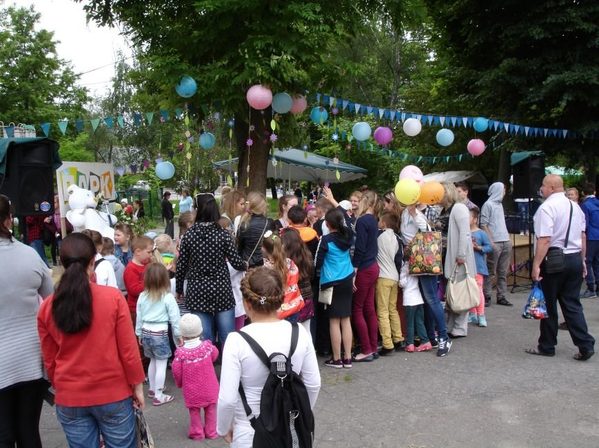 Фото: дитяче свято у парку Шевченка, фото-10