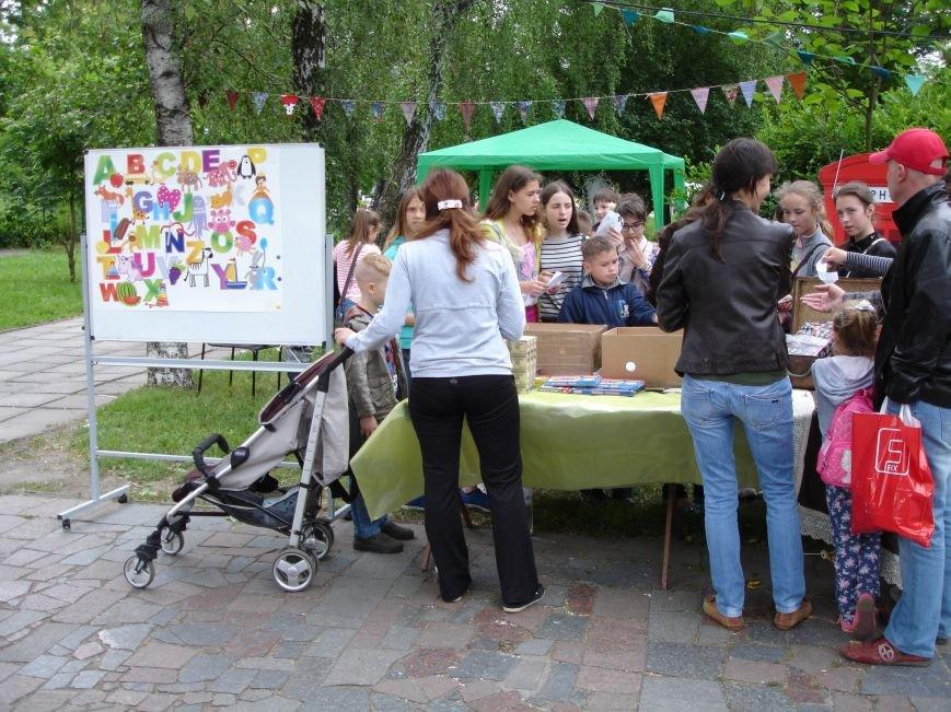 Фото: дитяче свято у парку Шевченка, фото-2
