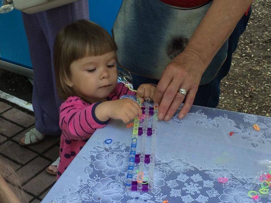 В Международный день защиты детей их развлекали нетрадиционными забавами (ФОТО, ВИДЕО), фото-6