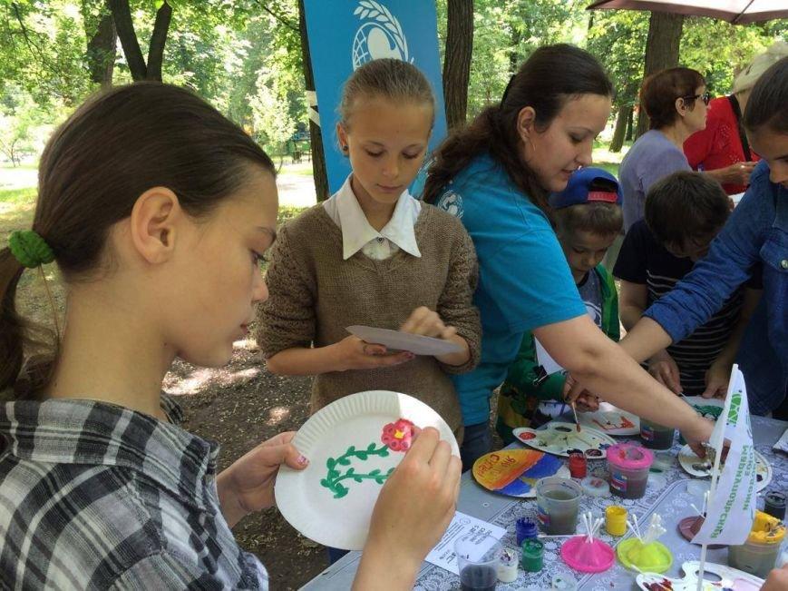 В Международный день защиты детей их развлекали нетрадиционными забавами (ФОТО, ВИДЕО), фото-8