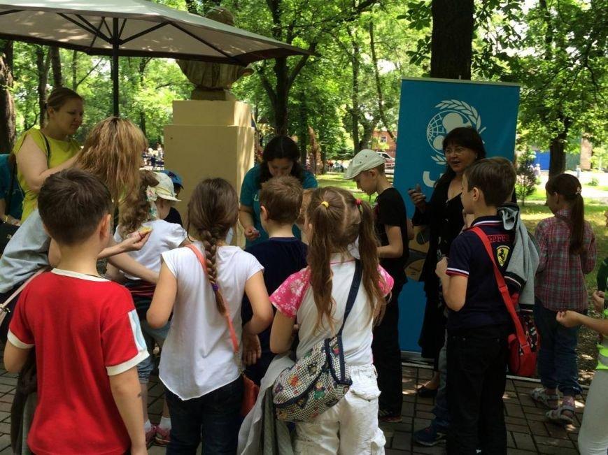 В Международный день защиты детей их развлекали нетрадиционными забавами (ФОТО, ВИДЕО), фото-10