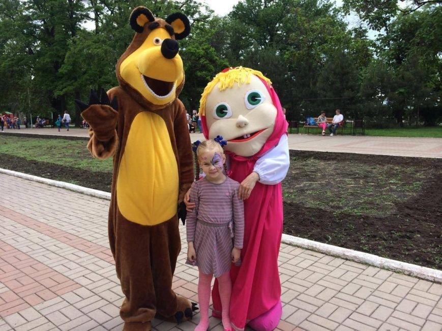 В Международный день защиты детей их развлекали нетрадиционными забавами (ФОТО, ВИДЕО), фото-20