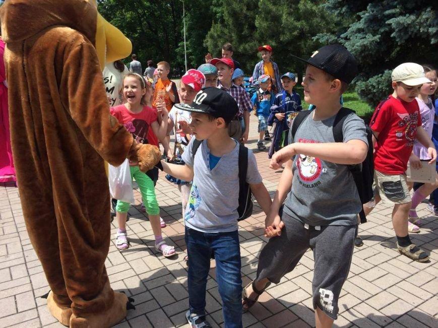 В Международный день защиты детей их развлекали нетрадиционными забавами (ФОТО, ВИДЕО), фото-18