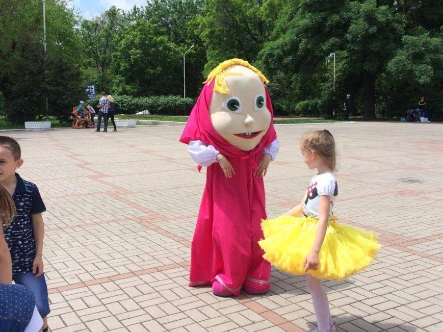 В Международный день защиты детей их развлекали нетрадиционными забавами (ФОТО, ВИДЕО), фото-17