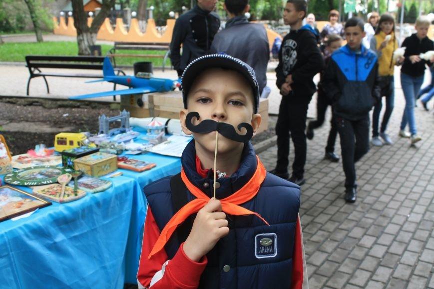 В Бахмуте отметили День защиты детей, фото-4