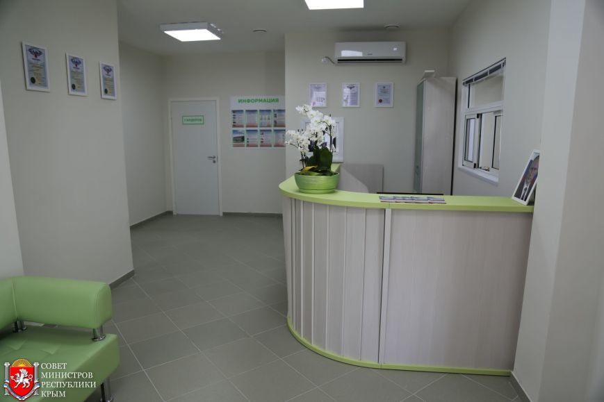Нахлупин: В первой крымской поликлинике для детей с особенностями развития будут практиковаться самые современные методики (ФОТО), фото-1