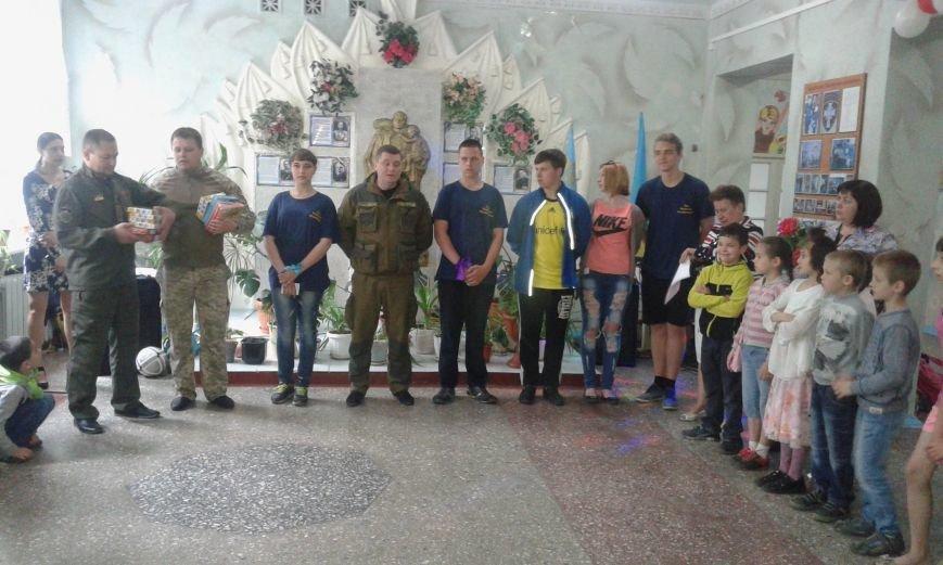 В Авдеевке отметили День защиты детей (ФОТО), фото-9