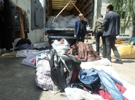 Поліція Сумщини затримала хуру з контрабандою на мільйон доларів, фото-2