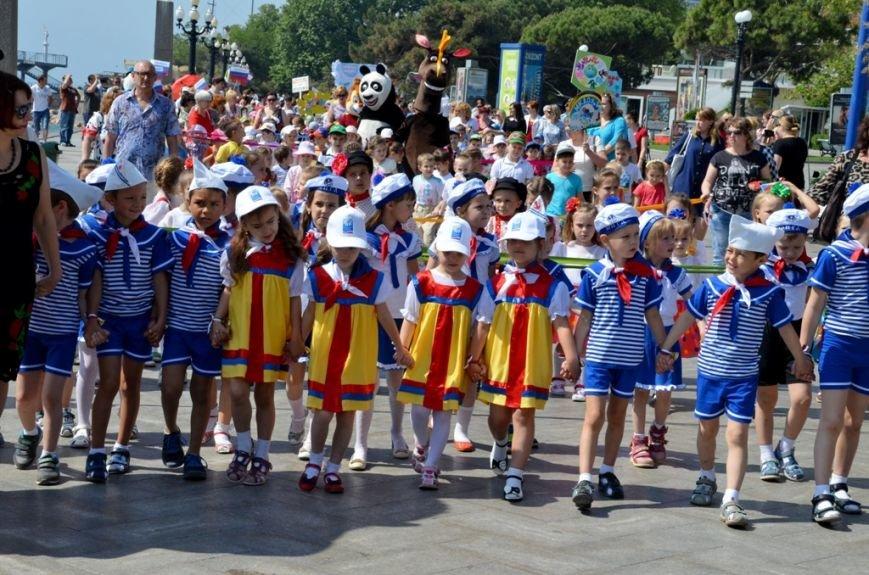 Ялта_01.06.16_В Ялте, впервые в Крыму, прошёл «Парад дошколят» (2)