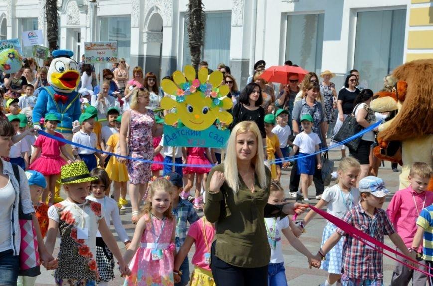 Ялта_01.06.16_В Ялте, впервые в Крыму, прошёл «Парад дошколят» (7)
