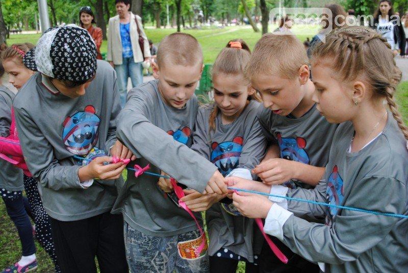 Как Кременчуг отмечает Международный день защиты детей (ФОТО), фото-3