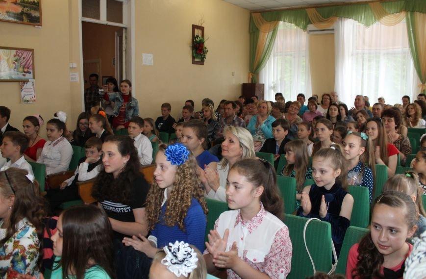 Дети Бахмута получили награду за свое творчество, фото-2