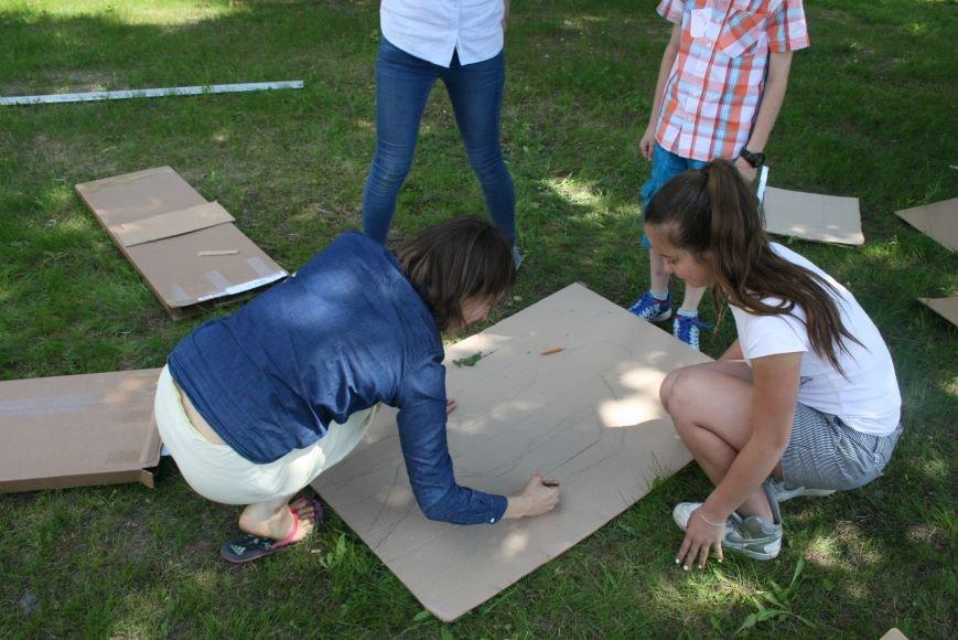 В Троицке открылся концептуально новый детский лагерь, фото-8