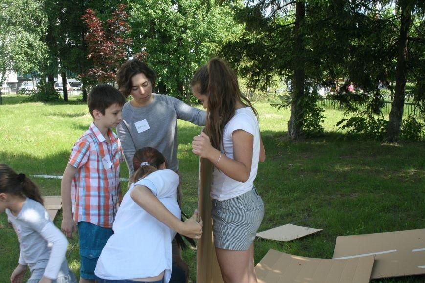 В Троицке открылся концептуально новый детский лагерь, фото-4