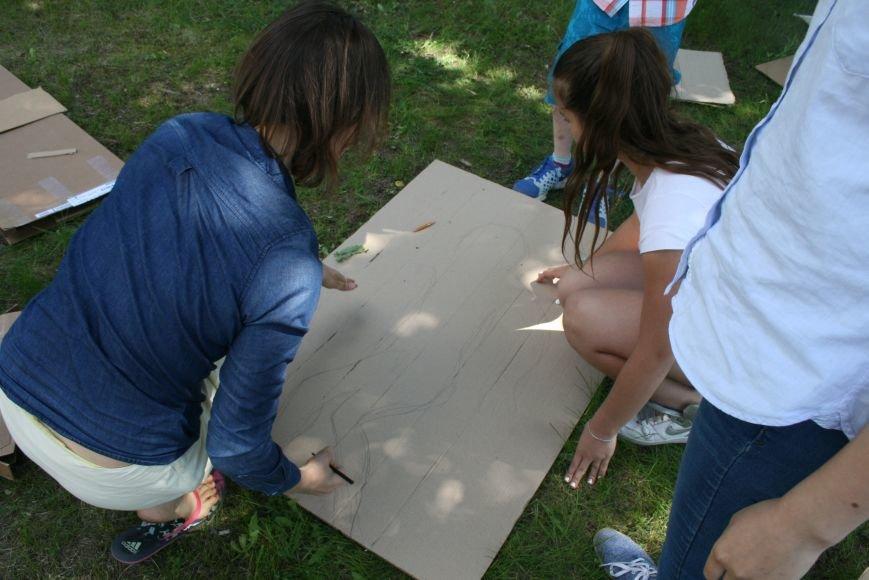 В Троицке открылся концептуально новый детский лагерь, фото-6